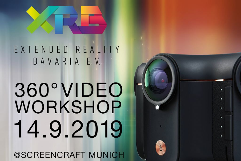 360° Video Workshop
